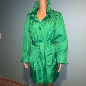 Dennis Basso Trench Raincoat